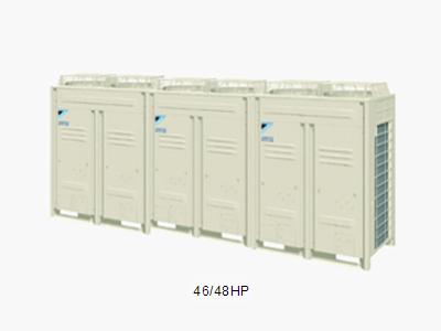 VRV 自由冷暖 46/48HP