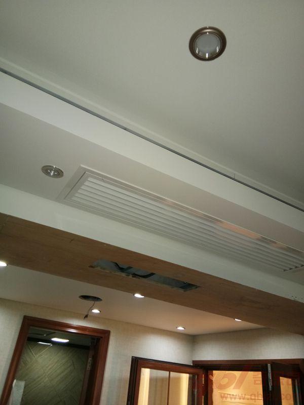 中央空调安装效果图1