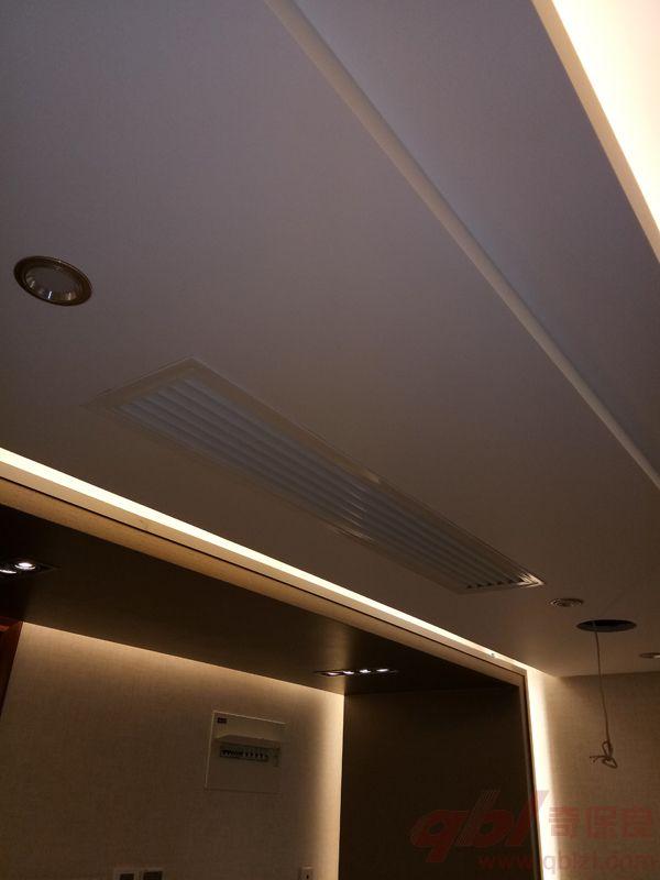中央空调安装效果图2