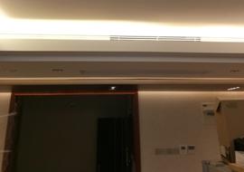 北京丰台蓝调国际 大金LMX系列多联机安装案例